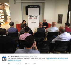 StartupGrind SDtech post